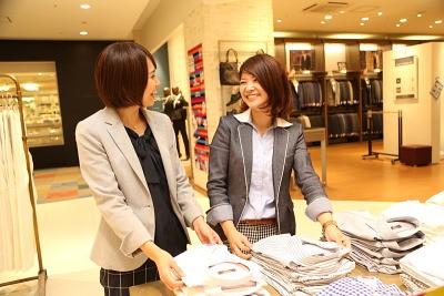 ORIHICA MARK IS 静岡店(短時間)のアルバイト情報