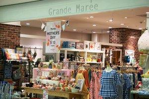 """Grande Maree(グランマレ)はフランス語で""""大きな潮"""""""