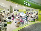 3COINS(スリーコインズ)イオンモール神戸北店のアルバイト