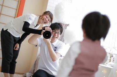 新しくオープンする写真スタジオ!!