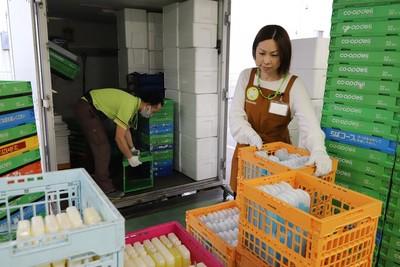 コープデリグループ 株式会社トラストシップ 昭島事業所(倉庫)の求人画像