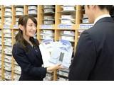 洋服の青山 堺砂道店のアルバイト