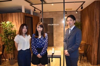 株式会社アポローン 中部採用チーム(愛知三河エリア)のアルバイト情報