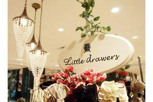 """""""リトルドロワーズ""""お気に入りの物を大切にしまっておく小さな引き出し達"""