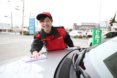 宇佐美ガソリンスタンド 4号滝沢インター店(出光)の求人画像