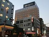 アパホテル 鹿児島中央駅前のアルバイト