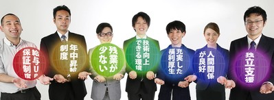 株式会社FAIR NEXT INNOVATION プログラマ(調布駅)のアルバイト情報