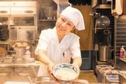 製麺機の扱い方も調理の仕方もイチから教えます!