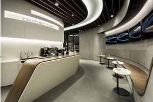 駅近♪新たな銀座のランドマークNISSAN CROSSING CAFE