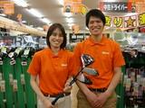 ゴルフ ドゥ 太田店(未経験者歓迎)のアルバイト