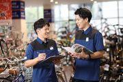 サイクルベースあさひ 新大阪店のアルバイト情報