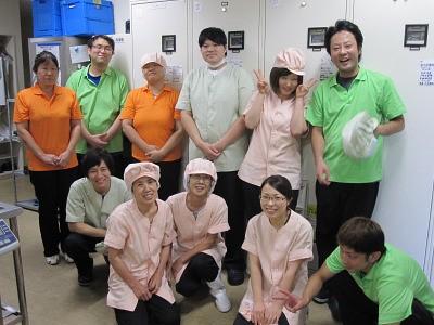 日清医療食品株式会社 島根県立中央病院(調理員)のアルバイト情報