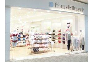 fran de lingerie 市野店・アパレル販売スタッフのアルバイト・バイト詳細