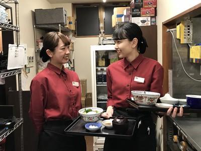 夢庵 敷島店<130242>のアルバイト情報