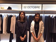 22 OCTOBRE 長崎浜屋店のアルバイト情報