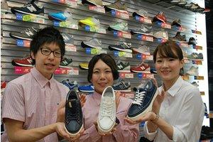 ☆学生の方(高校生も可!)歓迎☆靴の接客販売のお仕事です♪