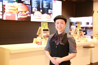 マクドナルド 鶴ヶ島コモディイイダ店(早朝)のアルバイト情報