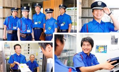 日章警備保障株式会社(新宿南口)の求人画像