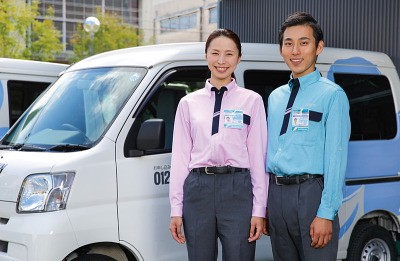 ダスキン 光井支店(サービスマスター)のアルバイト情報
