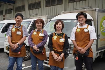 コープデリグループ 株式会社トラストシップ 三鷹事業所 配達同乗 配達支援スタッフの求人画像