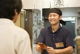 丸源ラーメン 南流山店(ホールスタッフ)のアルバイト