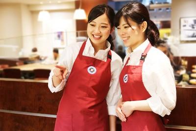 エクセルシオールカフェ 江坂広芝店(早朝募集)のアルバイト情報