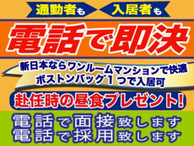 株式会社新日本/20018-1の求人画像