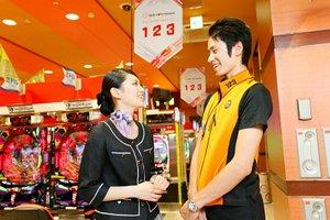 123 CiTY!WAKAYAMA店・パチンコ店スタッフのアルバイト・バイト詳細