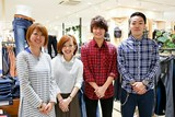 ジーンズメイト 竹の塚店(女性活躍中)のアルバイト