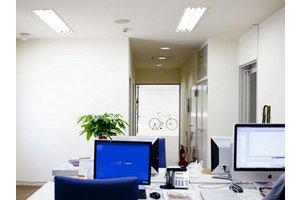 キレイなオフィス。撮影スタジオも完備!