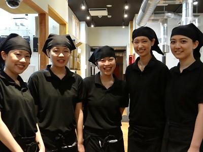 七輪焼肉安安 日吉店(学生スタッフ)のアルバイト情報