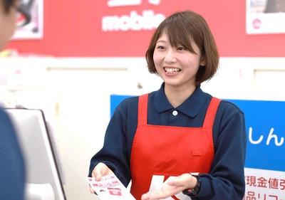 ケーズデンキ津山店(レジ・契約スタッフ)の求人画像