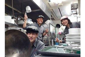 《夕方まで勤務募集》れんげから広がる幸せな食事『れんげ食堂Toshu』