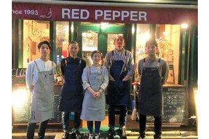 表参道駅すぐ!アットホームなビストロ『RED PEPPER』
