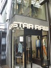 G-STAR RAW STORE KYOTOのアルバイト情報