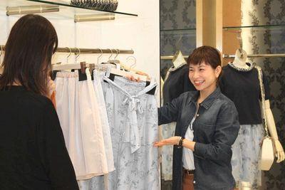 防府本店(ファッション事業部)のアルバイト情報