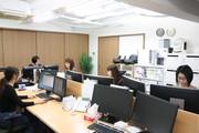 女性に嬉しい、清潔感のあるオフィス環境