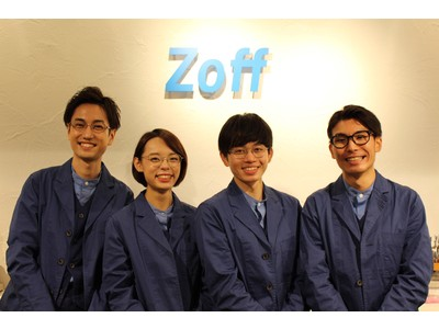Zoff 岡山一番街店(アルバイト)のアルバイト