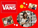 VANS 三井アウトレットパーク札幌北広島店[1675]のアルバイト