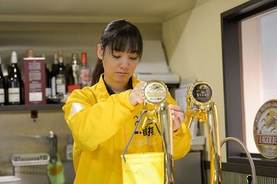 キリンビール株式会社(長崎県佐世保市 本山エリア 料飲MC 1052)のアルバイト情報