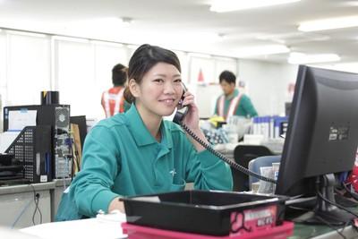 トールエクスプレスジャパン株式会社 南港支店(事務スタッフ)の求人画像