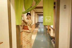 伊勢シティホテルアネックス内1階の和食レストラン「みやび」での募集