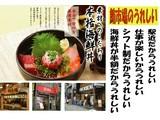 まぐろ市場 立川北口店のアルバイト