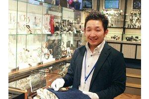 THE CLOCK HOUSE 函館丸井店・雑貨販売スタッフのアルバイト・バイト詳細