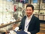 THE CLOCK HOUSE イオンモール新小松店のアルバイト