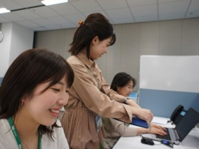 官公庁関連/事務センター業務スタッフ さいたま市S短期/2001000020の求人画像