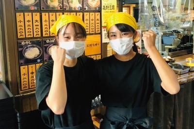 こだわり麺や 坂出川津店のアルバイト情報