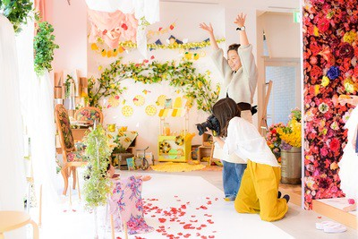 LOVST BY NARUMIYA マリンアンドウォーク ヨコハマ店(カメラマン(男女))のアルバイト情報