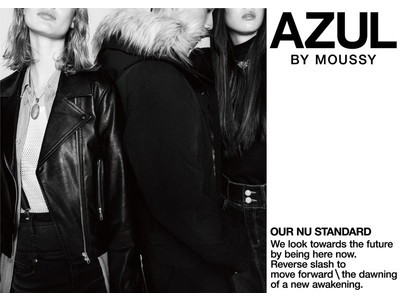 AZUL by moussy モレラ岐阜店のアルバイト