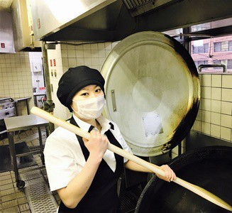 株式会社魚国総本社 東京支社 調理補助 パート(756)の求人画像